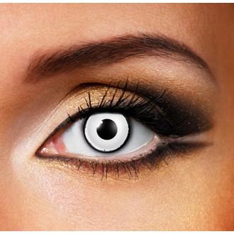 lentilles de contact  BLANC ZOMBIE - EDIT, EDIT