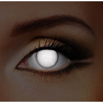 lentilles de contact I-GLOW - WHITE SCREEN UV - EDIT, EDIT