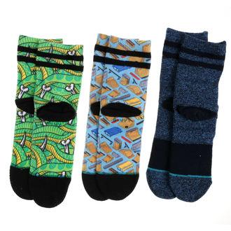chaussettes pour enfants (ensemble 3 paires) Thrasher - MULTI