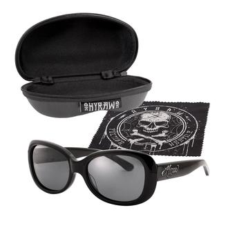 soleil des lunettes HYRAW - Black Pearl Brillant, HYRAW