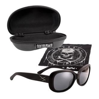 soleil des lunettes HYRAW - Black Pearl Mat, HYRAW