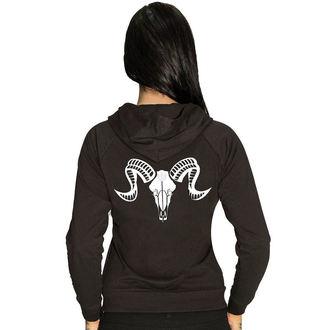 sweat-shirt avec capuche pour femmes - Mollie - DOCTOR FAUST, DOCTOR FAUST