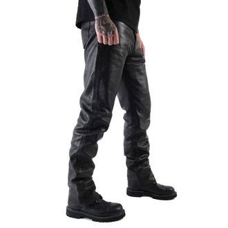 pantalon cuir hommes MOTOR, MOTOR