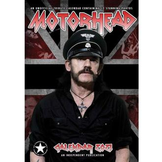 Calendrier 2021 - Motörhead, NNM, Motörhead