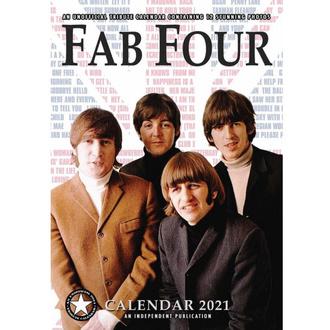 Calendrier 2021 - The Beatles, NNM, Beatles