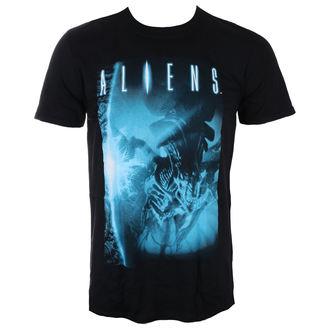t-shirt de film pour hommes Alien - Vetřelec - BLUE BLACK - LIVE NATION, LIVE NATION, Alien - Vetřelec