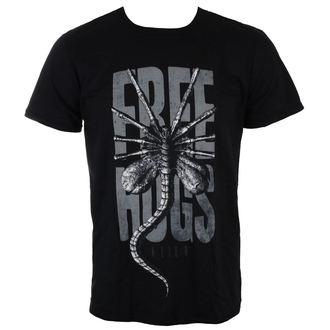 t-shirt de film pour hommes Alien - Vetřelec - FREE HUGS - LIVE NATION, LIVE NATION, Alien - Vetřelec