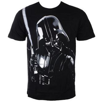 t-shirt de film pour hommes Star Wars - BIG VADER SILVER - LEGEND, LEGEND