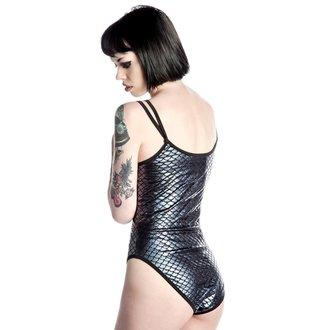 maillot de bain femmes KILLSTAR - Drucilla Lost Lagoon - Noir, KILLSTAR