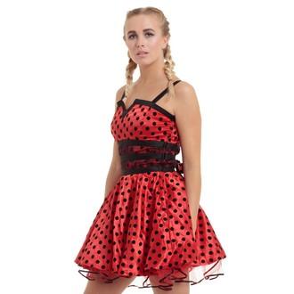 robe femmes JAWBREAKER - Ladybird Flare, JAWBREAKER
