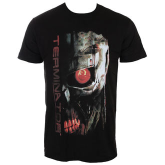 t-shirt de film pour hommes Terminator - RED EYE - AMERICAN CLASSICS - TER548S