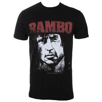 t-shirt hommes RAMBO - Red&White, AMERICAN CLASSICS