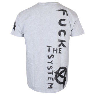 t-shirt pour hommes - Fuck the System - ALISTAR, ALISTAR