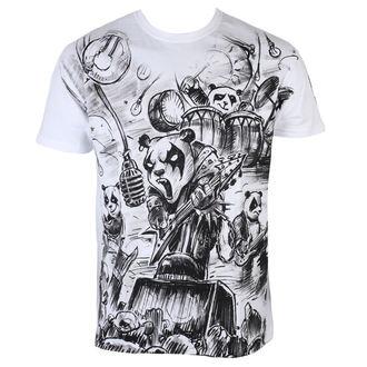 t-shirt pour hommes - Metal Pandas - ALISTAR