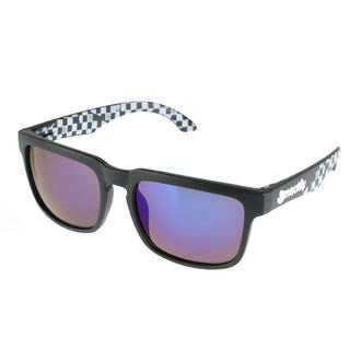 lunettes de soleil Meatfly - Rush A - Noir, MEATFLY