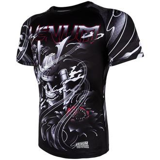 tee-shirt street pour hommes - Samurai Skull Rashguard - VENUM, VENUM