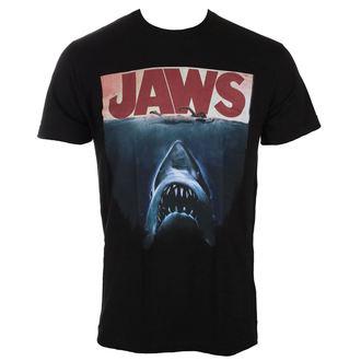 t-shirt hommes Dents de la mer - POSTER AGAIN, AMERICAN CLASSICS