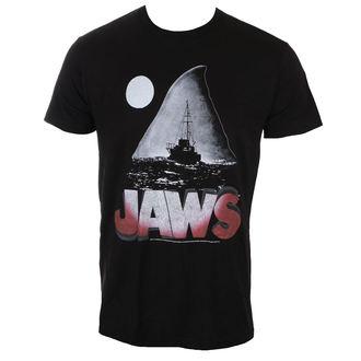 t-shirt de film pour hommes JAWS - JAWS NIGHT - AMERICAN CLASSICS, AMERICAN CLASSICS, Les dents de la mer
