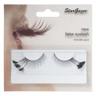 cils artificiels STAR GAZER - Faux-cils plumes - 44, STAR GAZER