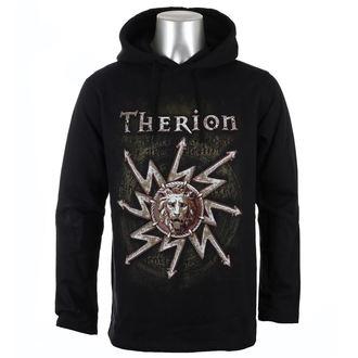 sweat-shirt avec capuche pour hommes Therion - LION - CARTON, CARTON, Therion