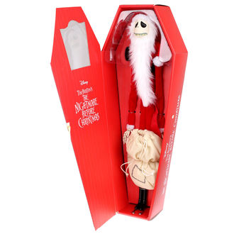 décoration (figurine) Nightmare before Christmas - Coffin Doll Santa Jack, NIGHTMARE BEFORE CHRISTMAS