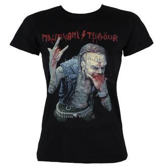 tee-shirt métal pour femmes Malignant Tumour - The Metallist - NNM, NNM, Malignant Tumour