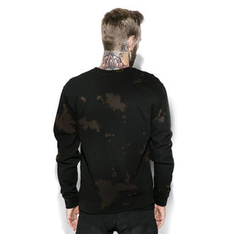 sweat-shirt sans capuche pour hommes - Baphomet - BLACK CRAFT