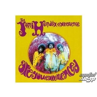 figurine (3D tableau) JIMI HENDRIX are you expérimenté plaque Figure, Jimi Hendrix