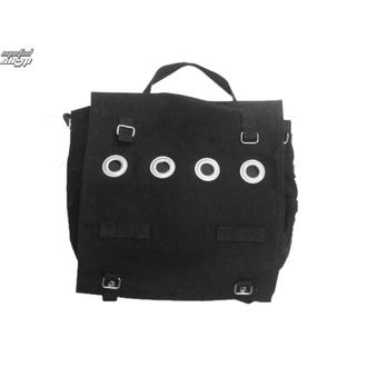 sac en toile BOOTS & BRACES - Holes- Noire, BOOTS & BRACES
