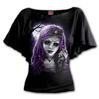 t-shirt pour femmes - GOTH DOLL - SPIRAL, SPIRAL