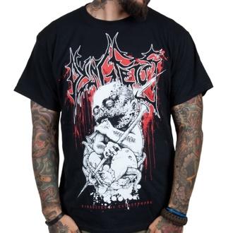 tee-shirt métal pour hommes Dying Fetus - Parasites - INDIEMERCH - 12379