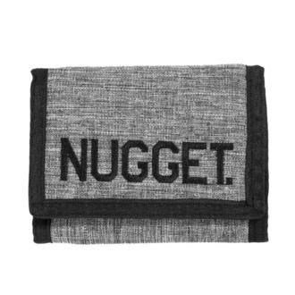 Portefeuille NUGGET - BREAKOUT - A - 1/26/38 -  Gris chiné Noir, NUGGET