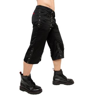 short 3/4 Aderlass - Curtly Prick Pants Denim Noire, ADERLASS