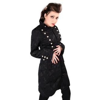 manteau pour femmes Aderlass - Ladys Corsair Coat Brocade Noire, ADERLASS