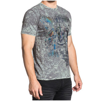 t-shirt hardcore pour hommes - Ramstein Ramblers - AFFLICTION, AFFLICTION