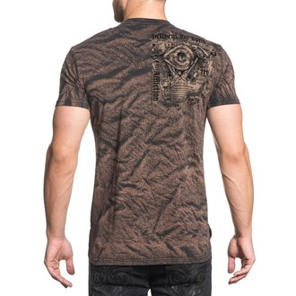 t-shirt hardcore pour hommes - Renegade Speed - AFFLICTION, AFFLICTION