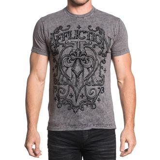 t-shirt hardcore pour hommes - Physics - AFFLICTION, AFFLICTION