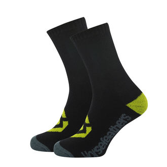 Chaussettes HORSEFEATHERS - LOBY - NOIR, HORSEFEATHERS