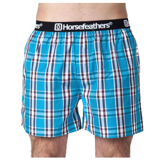 Boxer short HORSEFEATHERS - APOLLO -  BLEU