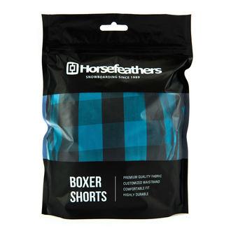Boxeur Short HORSEFEATHERS - APOLLO - MÉTHYLE  BLEU , HORSEFEATHERS