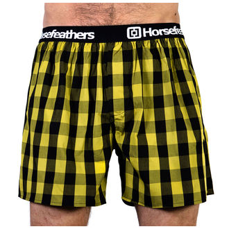 Boxeur Short HORSEFEATHERS - APOLLO - Citronelle