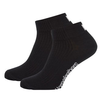 Chaussettes HORSEFEATHERS - BAY - Noir, HORSEFEATHERS