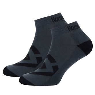 Chaussettes HORSEFEATHERS - NORM - Gris, HORSEFEATHERS