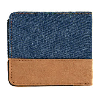 Portefeuille HORSEFEATHERS - TERRY - DENIM, HORSEFEATHERS