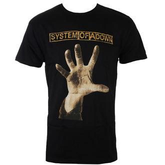 tee-shirt métal pour hommes System of a Down - HAND - BRAVADO, BRAVADO, System of a Down