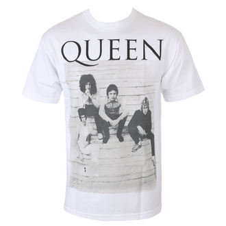 tee-shirt métal pour hommes Queen - A Day At The Races - ROCK OFF