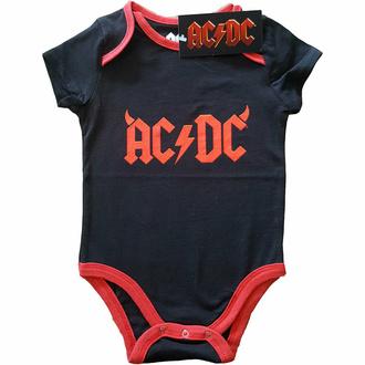 Body pour enfants AC/DC - Horns - ROCK OFF, ROCK OFF, AC-DC