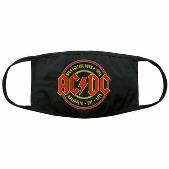 Masque AC/DC - Est. 1973 - Noir - ROCK OFF, ROCK OFF, AC-DC