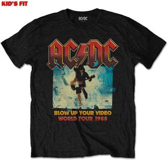 T-shirt pour enfants AC DC - Blow Up Your Video - ROCK OFF, ROCK OFF, AC-DC
