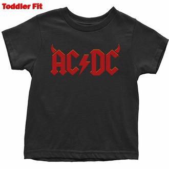 T-shirt pour enfants AC/DC - Horns - ROCK OFF, ROCK OFF, AC-DC